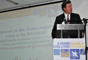 David Gammel, executive director of the Entomological Society of America.