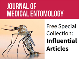 Journal of Medical Entomology - Influential Articles - Free Special Collection