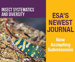 Insect Systematics and Diversity - Now Accepting Submissions