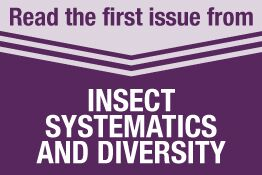 Read the first issue of Insect Systematics and Diversity